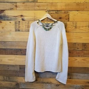 Ann Taylor | Chunky Knit Sweater  XLG